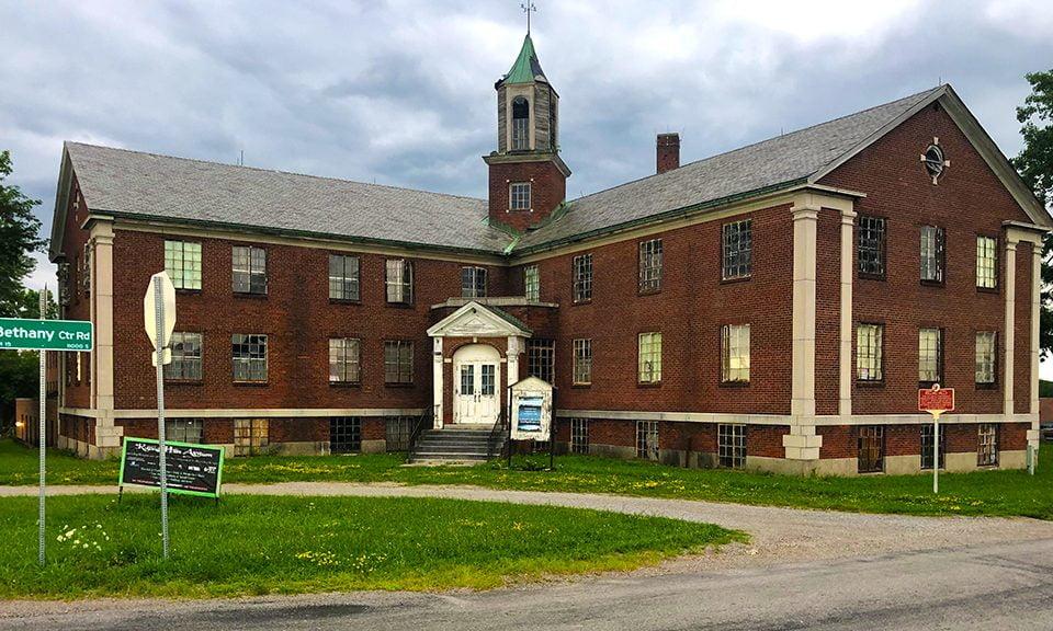 Rolling Hills Asylum, East Bethany, New York